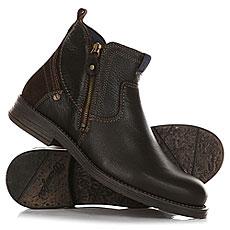 Ботинки высокие Wrangler Cliff Zip Tdm