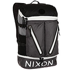 Рюкзак городской Nixon Scripps Backpack Black/Dark Gray