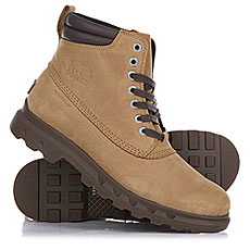 Ботинки высокие Sorel Portzman Lace Buff Hawk