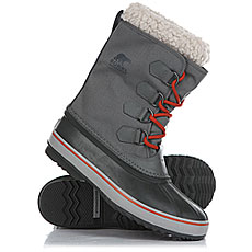 Ботинки зимние Sorel 1964 Pac Nylon Dark Fog Shark