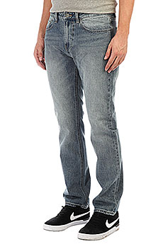 Джинсы прямые Billabong Fifty Jean Bleach Daze