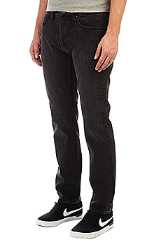 Джинсы прямые Billabong Fifty Jean Salty Vinta Black