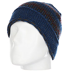 Шапка Quiksilver Nash Beanie Estate Blue