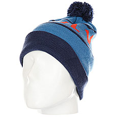 Шапка детская Quiksilver Summit Youth Beanie Vallarta Blue
