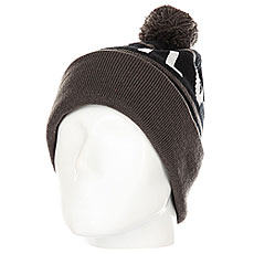 Шапка Quiksilver Summit Beanie Black
