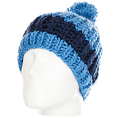 Шапка Quiksilver Shaw Beanie Estate Blue