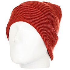 Шапка Quiksilver Brigade Beanie Ketchup Red