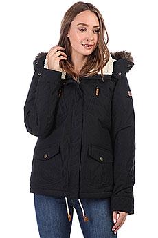 Куртка зимняя женская Roxy Darcy True Black