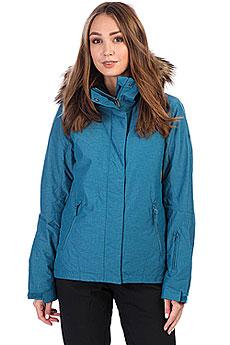 Куртка утепленная женская Roxy Jet Ski Sol Ink Blue