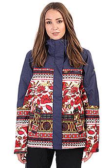 Куртка женская Roxy Tb Rx Jetty Blo Rooibos Tea_botanic