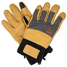 Перчатки Quiksilver Squad Glove Mustard Gold