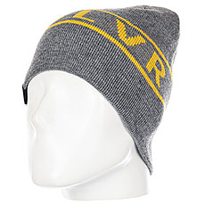 Шапка Quiksilver Knox Beanie Grey Heather