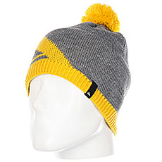 Шапка Quiksilver Barrow Beanie Grey Heather