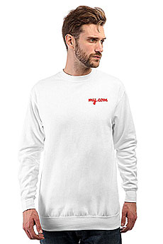 Свитшот My.com Logo Белый