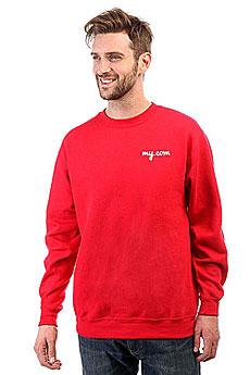 Свитшот My.com Logo Красный