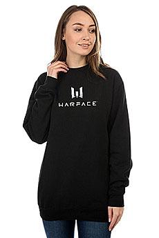 Свитшот Женский Warface Logo Черный