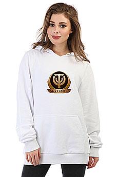 Толстовка Wearcraft Premium Женская Skyforge Logo Белая
