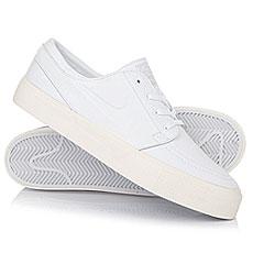 Кеды низкие Nike Zoom Stefan Janoski Elite HT White