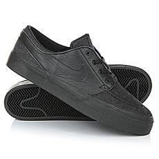Кеды низкие Nike Zoom Stefan Janoski Elite HT Black