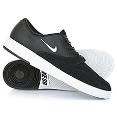 Кеды низкие Nike SB Zoom P-Rod X Black/White