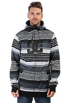 Толстовка сноубордическая DC Snowstar Fz Poncho Stripe Gs