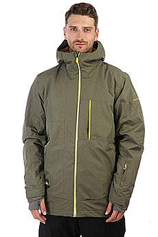 Куртка утепленная Quiksilver Sycamore Grape Leаf