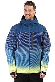 Куртка утепленная Quiksilver Gravity Sulphur Spring Tech