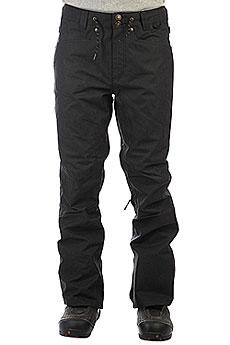 Штаны сноубордические DC Relay Waxed Black