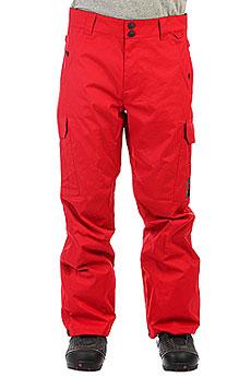 Штаны сноубордические DC Banshee Chili Pepper