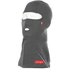 Баклава Airhole Balaclava Featherlite Dark Grey
