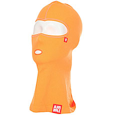 Баклава Airhole Balaclava Classic Super Stretch Orange