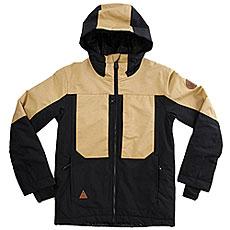 Куртка утепленная детская Quiksilver Tr Ambit You Mustard Gold