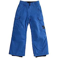 Штаны сноубордические детские DC Shoes Banshee Youth Nautical Blue