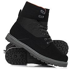 Ботинки высокие DC Shoes Uncas Black/Black/Dk Grey