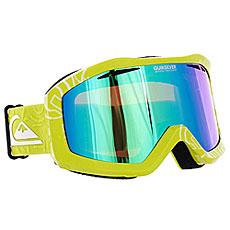 Маска для сноуборда Quiksilver Fenom Pack Sulphur Spring