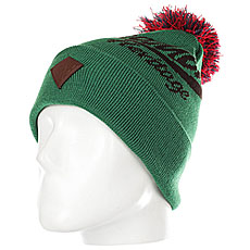 Шапка Запорожец Classic Logo Green/Brown