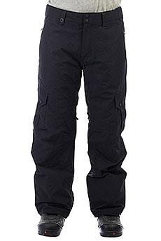 Штаны сноубордические Quiksilver Porter Black