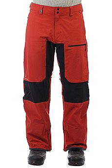Штаны сноубордические Quiksilver Tr Stretch Ketchup Red