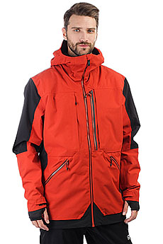 Куртка утепленная Quiksilver Tr Stretch Ketchup Red
