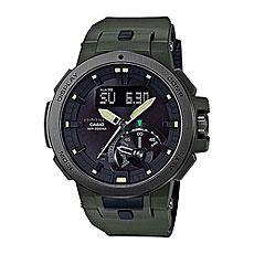 Кварцевые часы Casio Sport prw-7000-3e