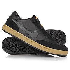 Кеды низкие Nike FC Classic Anthracite/Black