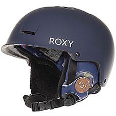 Шлем для сноуборда женский Roxy Avery Peacoat Orissa Flora