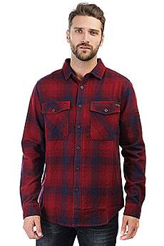 Рубашка в клетку Billabong Ventura Flannel Red