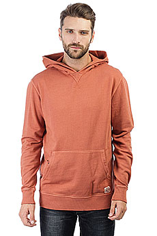 Толстовка классическая Billabong Wave Washed Pullover Burnt Ginger