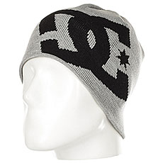 Шапка детская DC Big Star Boy Hats Grey Heather