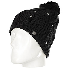 Шапка женская Roxy Shoot Star Bean Hats True Black