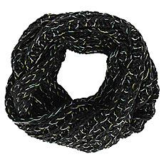 Шарф снуд женский Roxy Nola Collar True Black