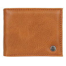 Кошелек Element Bowo Wallet Rust Brown