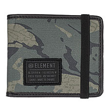 Кошелек Element Endure Wallet Map Camo