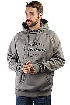 Толстовка классическая Billabong Downhill Bonded Hood Grey